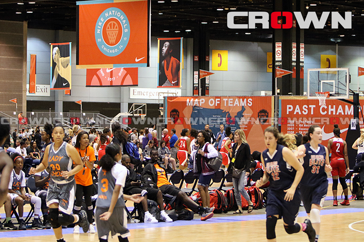 official photos c62b1 a5f80 All eyes were on the Nike Tournament of Champions that took place July  10-12, 2017 in Chicago, IL. More than a dozen Canadian team made the trek  to the ...